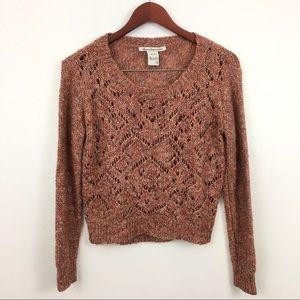 4/$25 American Rag Wool Blend Pullover Sweater